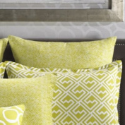 angelo:HOME USA 63786 Mod Citron Pillow, Euro