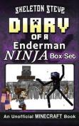 Minecraft Diary of an Enderman Ninja Trilogy