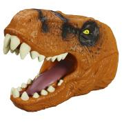 Jurassic Park Toy - Chomping Dino T Rex Head - Tyrannosaurus - Dinosaur World Figure Playset