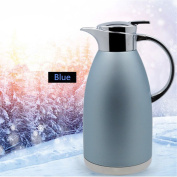 Haosen 1.8 Litre Vacuum Coffee Pot Stainless Steel Thermo Jug Insulated Thermal Carafe Flasks