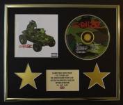 GORILLAZ/CD DISPLAY/LIMITED EDITION/COA/GORILLAZ