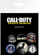 Call Of Duty Infinite Warfare - Mix Badge pack