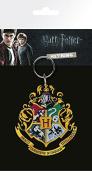 GB eye Harry Potter, Hogwarts Crest, Key Ring, Various