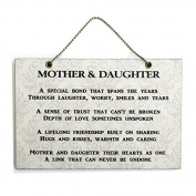 Wooden ' Mother and Daughter ' Quote 172