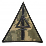 ACU Delta Force US Army Operational Detachment Delta SFODA-D COD Call of Duty Sew Iron on Patch