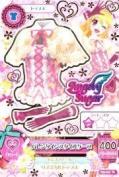 Data Carddas Aikatsu! 3rd 03-01 [rare] Valentine style Cape [Toys & Hobbies]