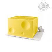 Balvi - Cheese keeper I Love Cheese polypropylene