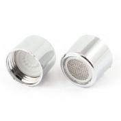 Vogholic 2pcs Metal Water Saving Faucet Tap Spout Aerator Filter Net Nozzle