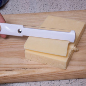 Thick 'N Thin Cheese Slicer Creates Thick or Thin Cheese Slices