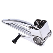 Whosee Cake Pastry Handcraft Rotary Cheese Grater Shred Fruit Slice Peeler Decor