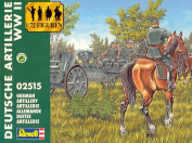 Revell Set 02515 German Artillery 1/72 Scale Toy Soldiers