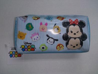 [Disney] Pencil case Blue