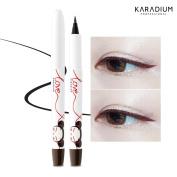 [KARADIUM] PUCCA LOVE EDITION Pen Eyeliner 1g - 2 Colours / Waterproof