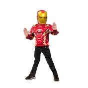 Marvel Avengers Civil War Iron Man Chest Shirt - Child Size 4-6