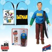 SDCC 2013 The Big Bang Theory Exclusive Sheldon MEGO Style Figure