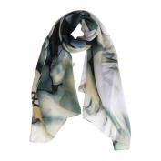 Datework Lady Long Wrap Women's Shawl Chiffon Scarf Scarves