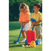 Little Tikes Easy Hit Golf Set by MGA Entertainment