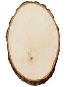 Walnut Hollow Rustic Basswood Round, Extra Large by Walnut Hollow