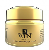 Anti Ageing & Wrinkle Eye Cream - Treatment for Dark Circles, Crows Feet, Under Eye Bags & Puffiness -24 Hour Recovery Eye Cream By WENmedics - 15ml by WENmedics