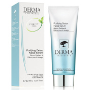 Derma Treatments Purifying Detox Facial Serum