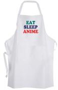 Eat Sleep Anime – Adult Size Apron