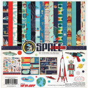 Carta Bella Collection Kit 30cm x 30cm -Space Academy