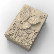 Grainrain Soap Mould Silicone Craft Flower Soap Making Mould Candle Resin DIY Handmade Mould