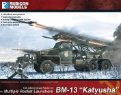 "Rubicon Models BM-13N ""Katyusha"" Rocket Launcher"