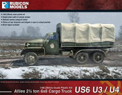 Rubicon Models Allies US6 U3/U4 2 1/2 tonne 6x6 Truck