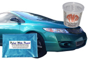 25g Blue Green Flip Chameleon Paint Powder - Colour Shift Paint Pigment - For Any Custom Paint, Powder Coat, or Epoxy Coating