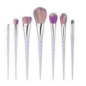 MakeUp Brush Set,Siniao 7PCS Make Up Foundation Eyebrow Eyeliner Blush Cosmetic Concealer Brushes