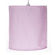 Glenna Jean Hanging Drum Shade, Pink