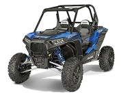 Toys & Child 57593 1/18 Scale RZR XP 1000 Polaris Dune Buggy, Woodoo Blue by New Ray