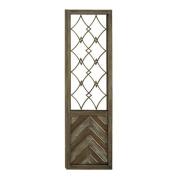 BENZARA Incredible Wood Metal Wall Decor / 42580 /