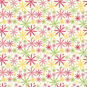 Vinyl Boutique Shop Craft Heat Transfer Spring Pattern Vinyl Sheets Heat Transfer Vinyl 0201-10