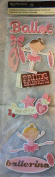 Reflections Clipboard Stickers - Ballerina #139458