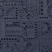 Cool Tools - Flexible Texture Tile - Botany Borders - 10cm X 5.1cm