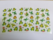 Minilabel Frog Frogs Stickers Kids Labels For Craft Decoration Cardmaking