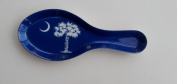 SC Palmetto Moon Melamine Spoon Rest