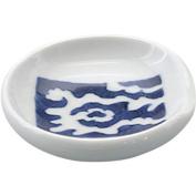 KamaKama Japanese Chopstick rest Porcelain/Size(cm) dia.6.5x1.7/ka087429