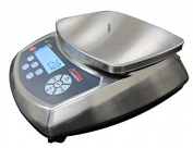Optima Scales OP-W-S-6 Washdown Portion Scale - 6kg x 0.5g