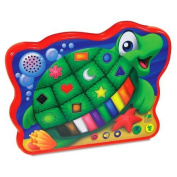 The Learning Journey Touch and Learn Colour and Shape Turtle Learning Toy by The Learning Journey International