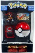 Pokemon TOMY Catch 'n' Return Poke Ball Infernape & Poke Ball