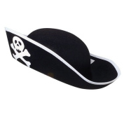 US Toy Felt Pirate Hat by US Toy