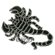 Scorpions Embroidered Sew or Iron On Patch Applique