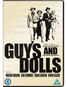 Guys and Dolls - Samuel Goldwyn Presents [Region 2]
