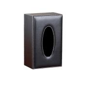 Vivian Rectangular PU Leather Tissue Box Holder Napkin Paper Box Case