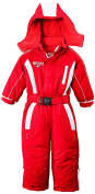 Geographical Norway Vroom Boy's Ski Suit multi-coloured