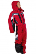 Winter Opening | Peem Children's Ski Suit LB1231 116 - 140 Red red Size:11 years