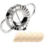 Fashionclubs Stainless Steel Ravioli/Pierogi/Empanada/Dumpling Maker